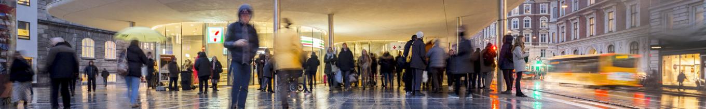Nørreport Station, Copenhagen