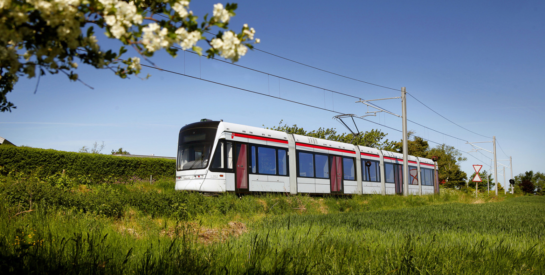 Gottlieb Paludan Architects wins extension of Aarhus Light Rail
