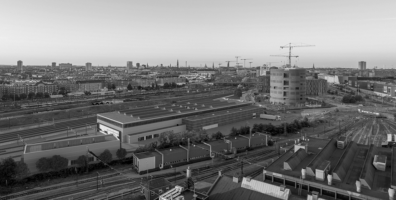 New maintenance facilities for DSB in Copenhagen