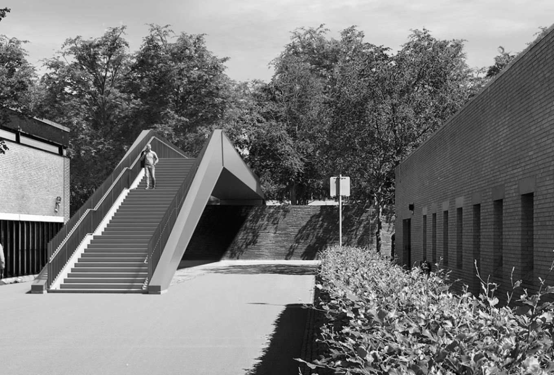 gottlieb-paludan-architects_dtu_gangbro_matematiktorvet