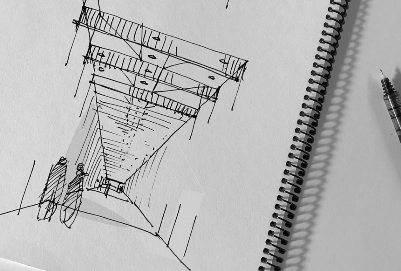 gottlieb_paludan_architects_lyspraktikant_til_efteraaret_2020_notesbog_med_skitse_web