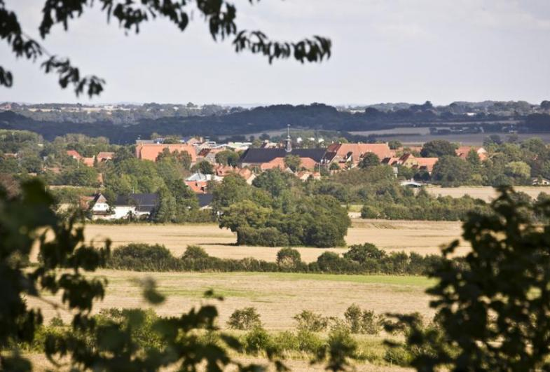 Design Competition in the UNESCO town of Christiansfeld