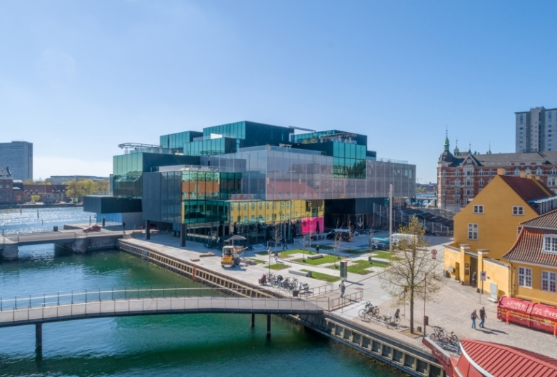 BLOX - Det nye sted for liv i byen er åbnet
