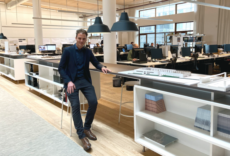 Ny tegnestuechef hos Gottlieb Paludan Architects