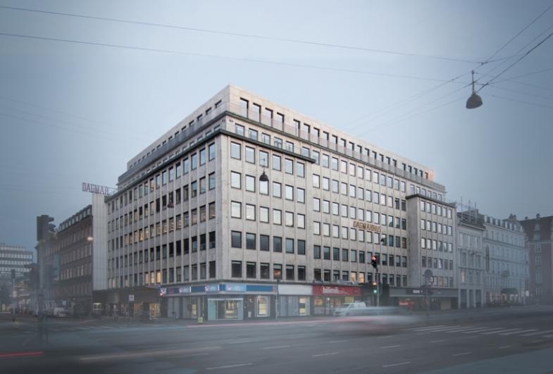 Nyt hotel på Rådhuspladsen i København