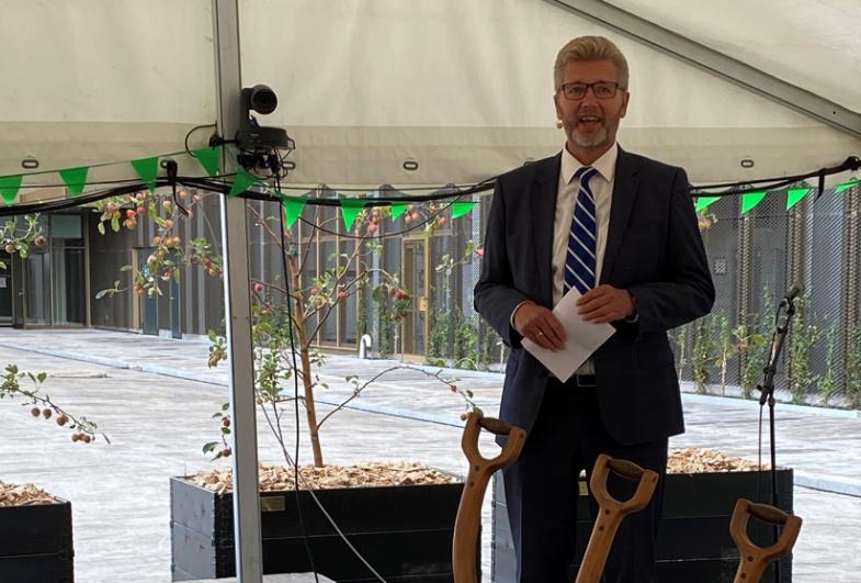 Indvielse af nyt kraftværk bringer København tættere på klimamål