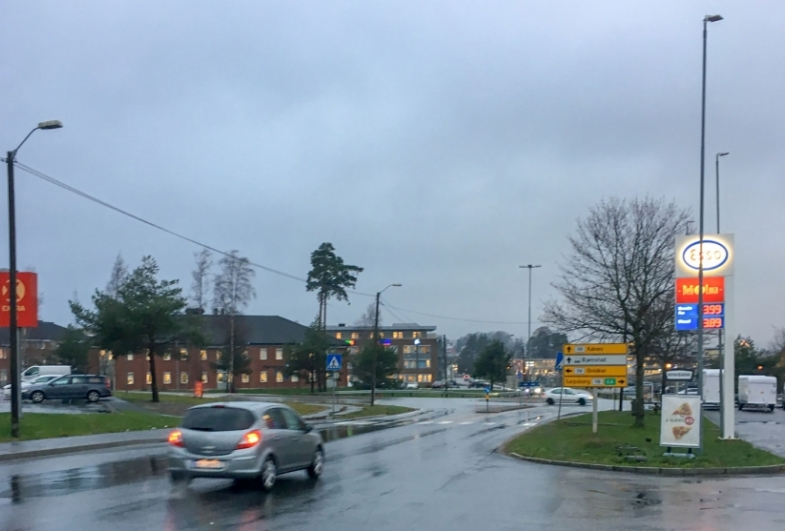 Urban development and smart mobility in Grålum