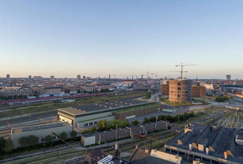Nyt togværksted til DSB i København