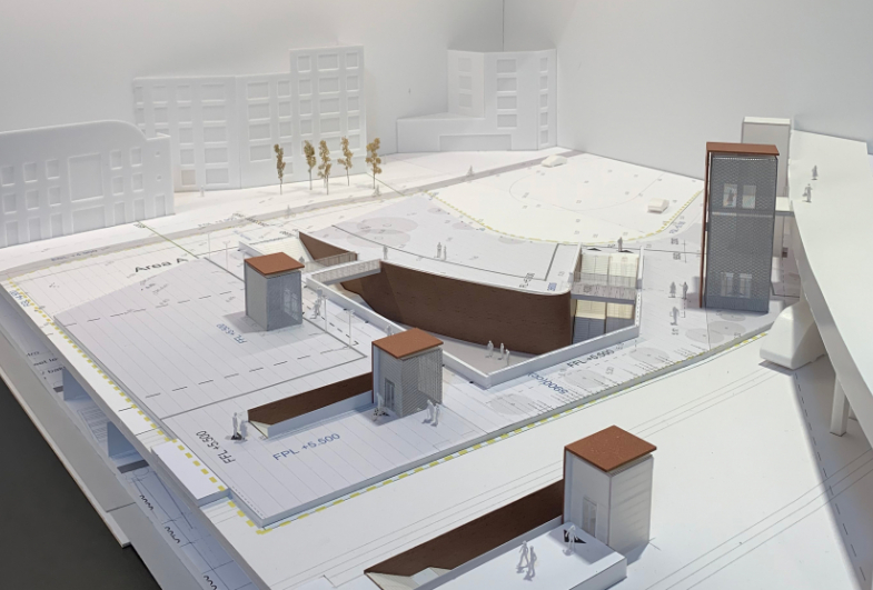 Ny Ellebjerg bliver Danmarks næste store knudepunkt
