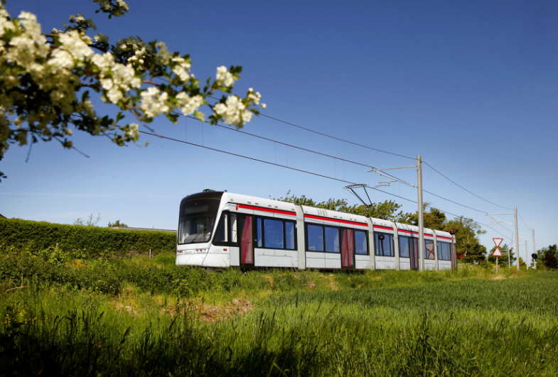 Gottlieb Paludan Architects wins extension of Aarhus Light Rail