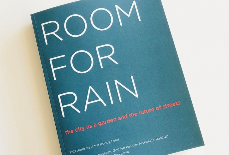 Room for Rain: New industrial PhD on urban climate adaptation