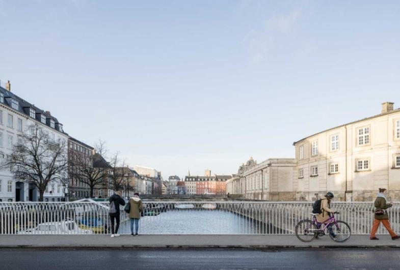 Prinsens Bro – a reinterpretation of the historic bridge