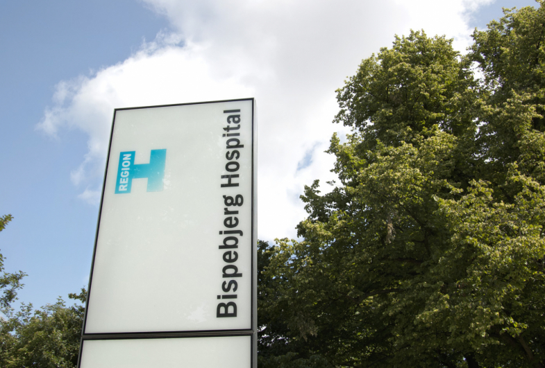 Bispebjerg Hospital, Wayfinding