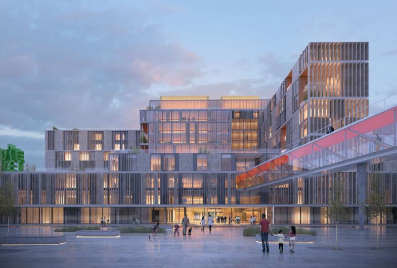 BørneRiget - Rigshospitalets nye børnehospital