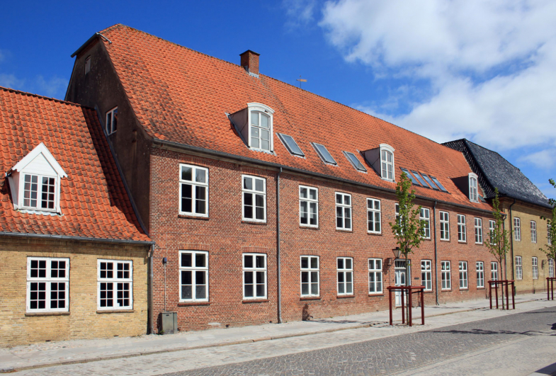 New affordable homes in UNESCO town Christiansfeld