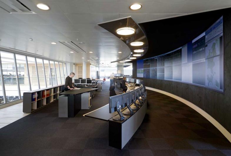 Energinet.dk, Control Room