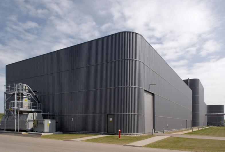 Inbicon, Produktionsanlæg for Bioethanol