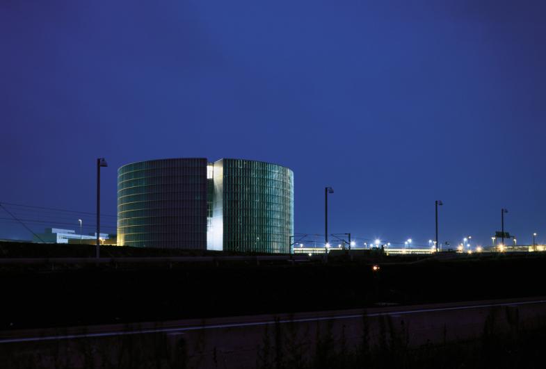 Koblingsstation, Kastrup Lufthavn