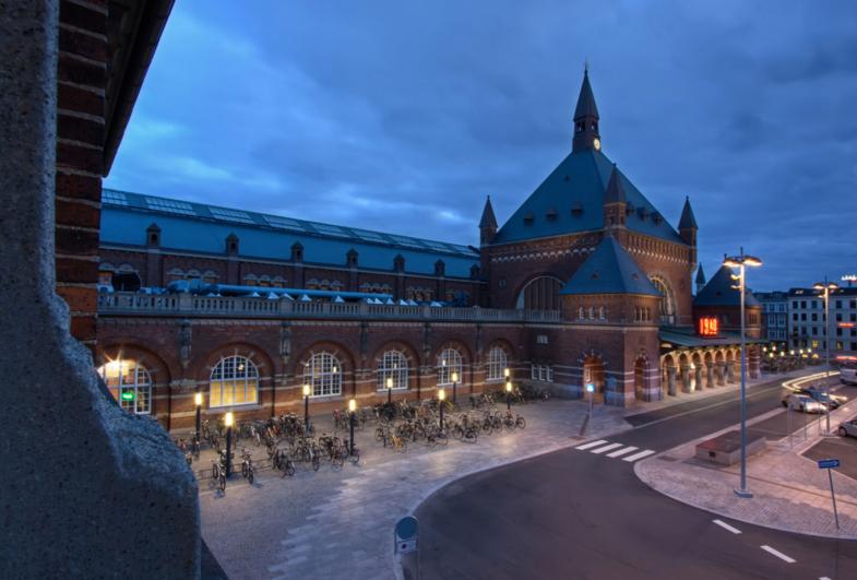 Københavns Hovedbanegård, Renovering af forplads