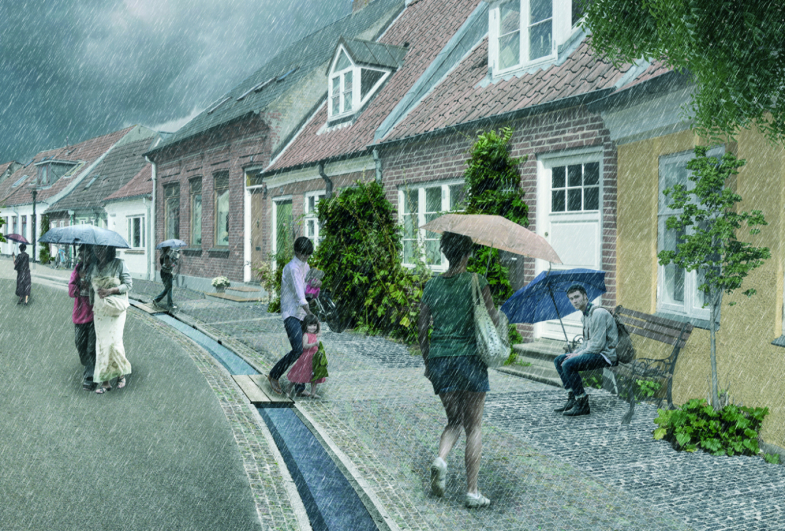 Middelfart Climate Town