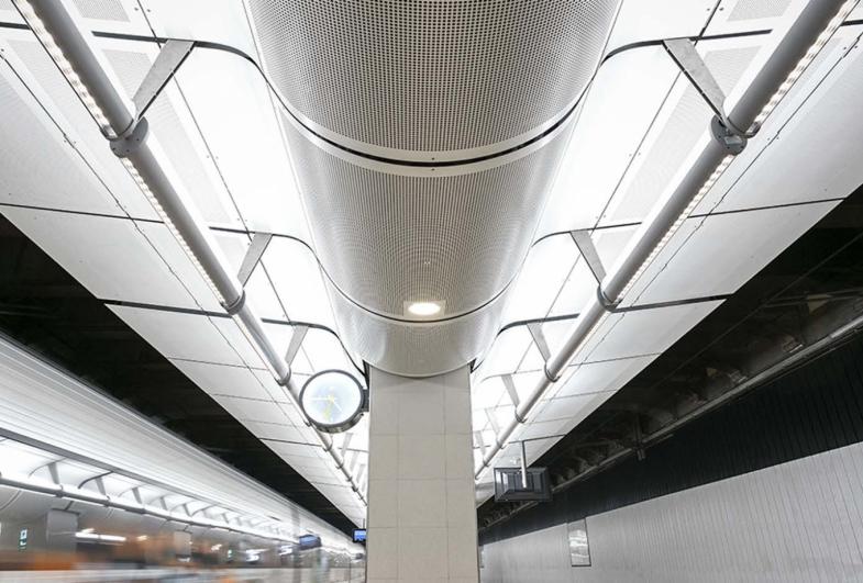 Nørreport Station, Long-Distance Platform
