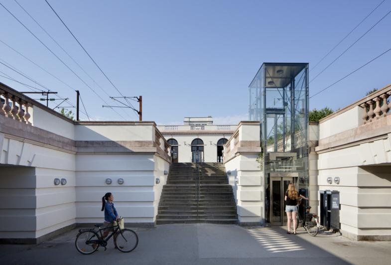 Ordrup Station