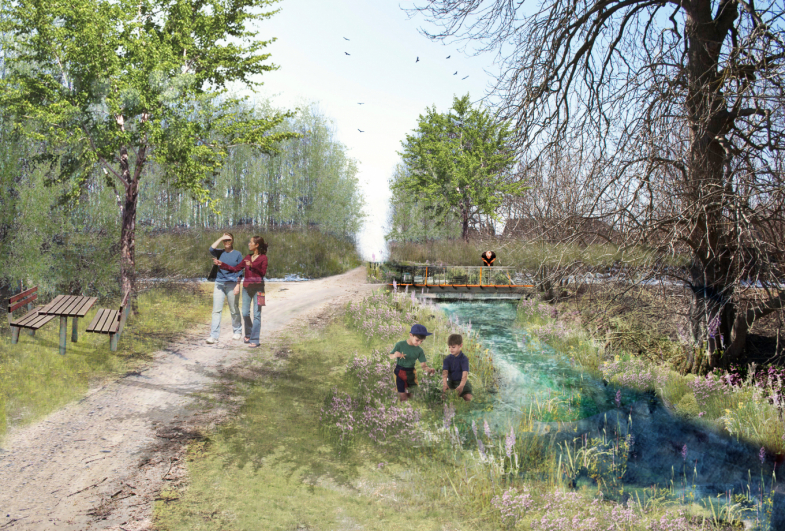 Otterup, North Funen development plan