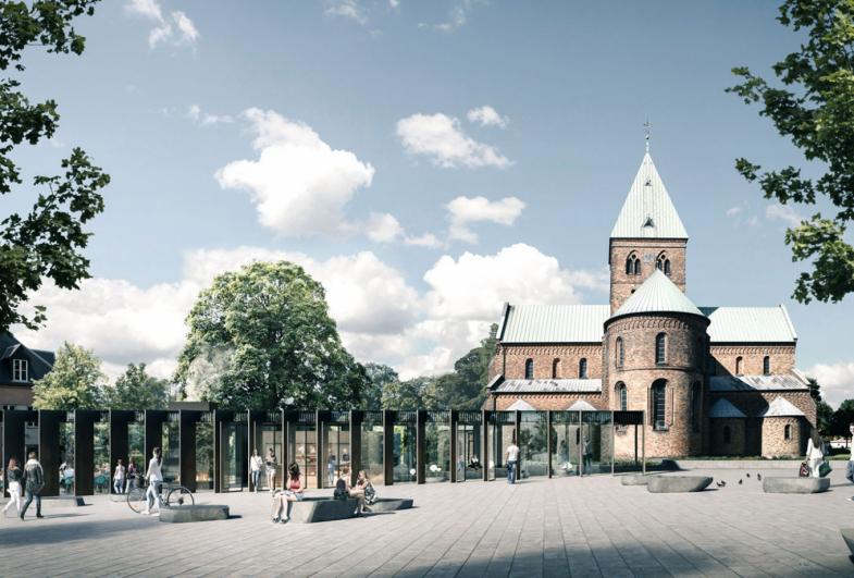 Ringsted Square, Pavilion