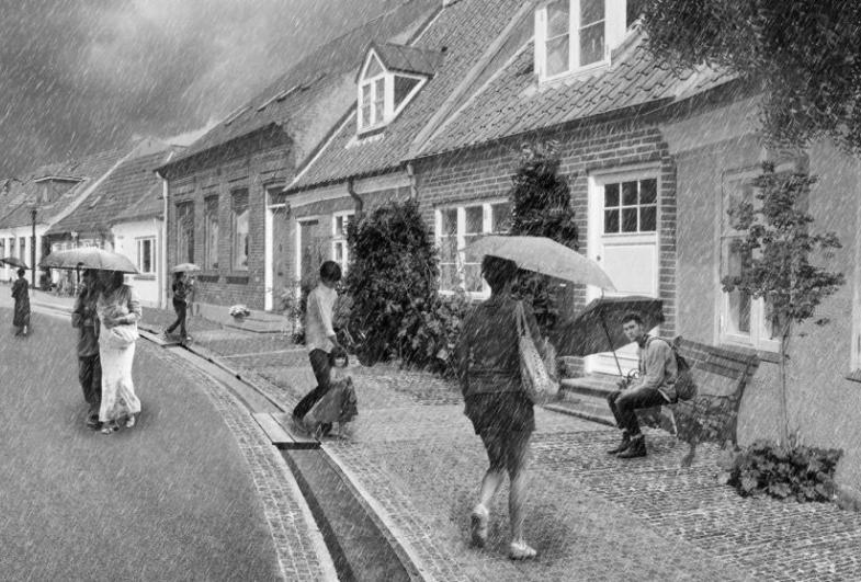 'Denmark's most beautiful climate adaptation solution'