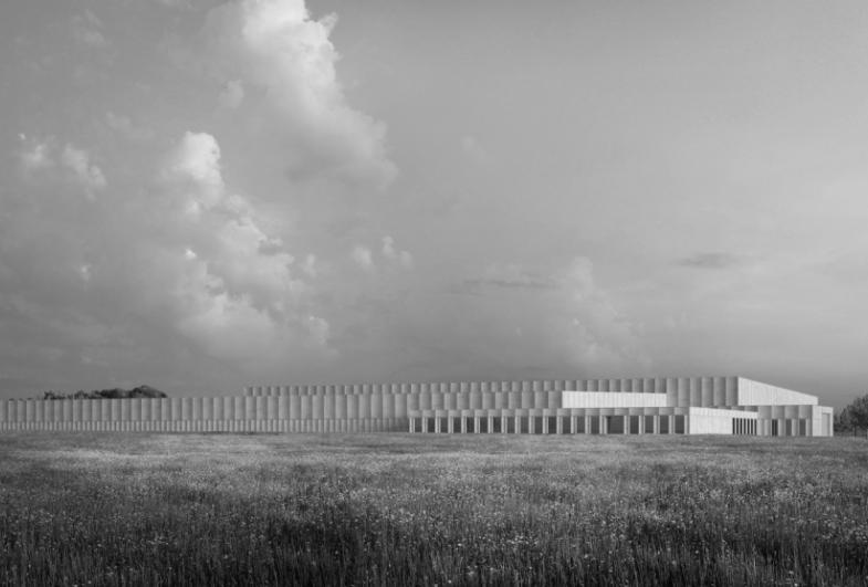 Gottlieb Paludan Architects tegner nyt fællesmagasin til dansk kulturarv