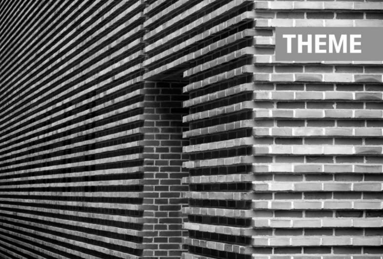 Unsentimental brickwork