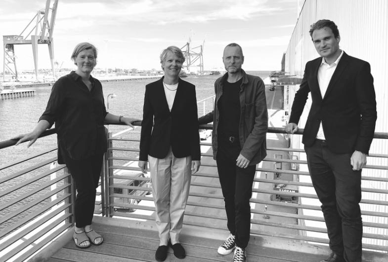 Ny ledelse på plads hos Gottlieb Paludan Architects