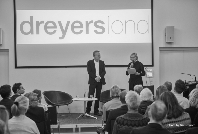 Jesper Gottlieb modtager Dreyers Fonds hæderspris