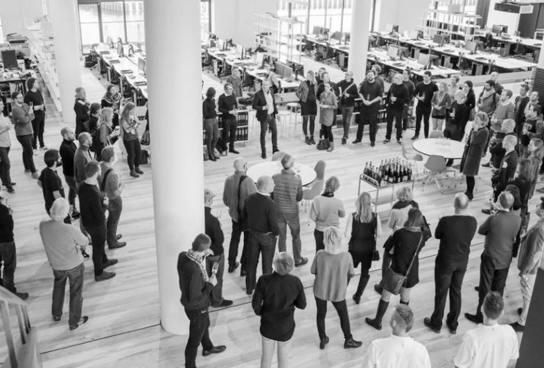 Gottlieb Paludan Architects er flyttet til Nordhavn