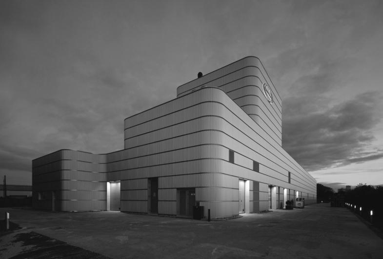 APV, Anhydro Testcenter