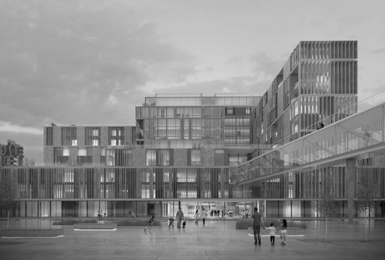 BørneRiget - new children's hospital in Copenhagen