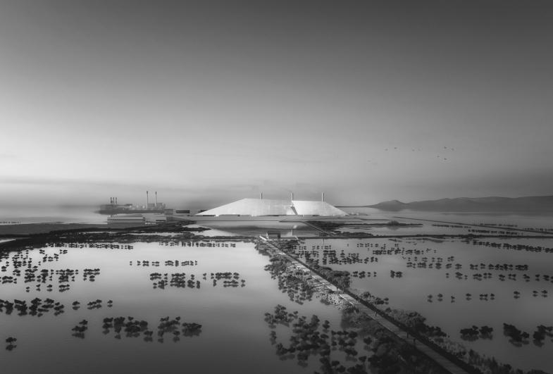 Flakes of Salt – Hsinta's sustainable power plant, Taiwan