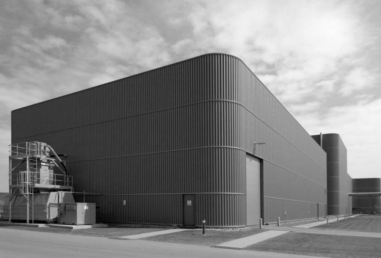 Inbicon, Bioethanol Production Facility