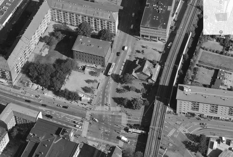Kampsportens Hus, Nørrebro
