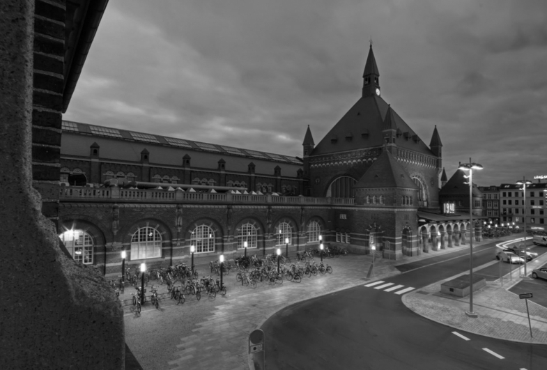 Copenhagen Central Station, Forecourt upgrade