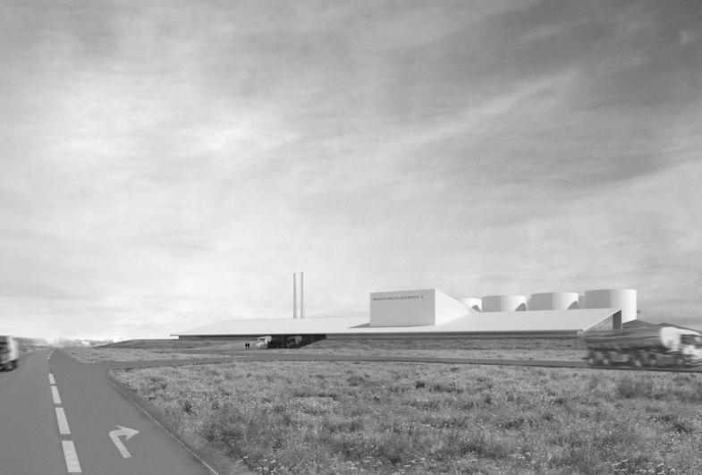 Korskro Biogasanlæg