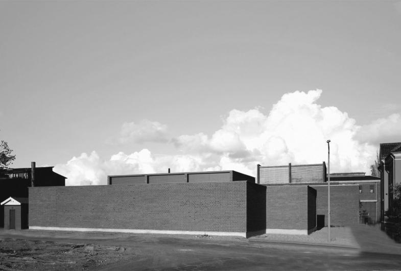 Lindevang Substation