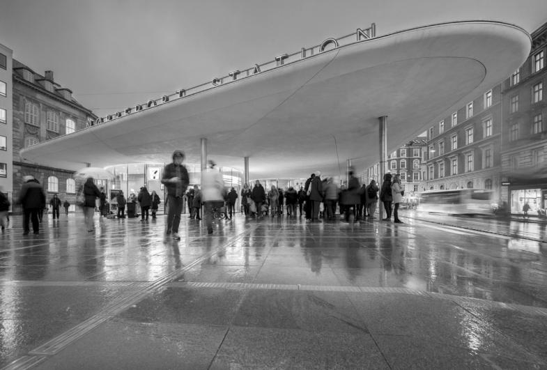 Nørreport Station, København