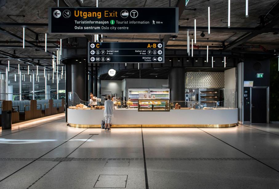 Oslo Bus-terminal