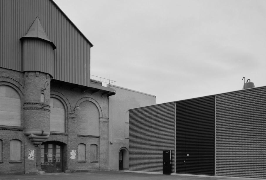 Borgergade District Cooling Plant