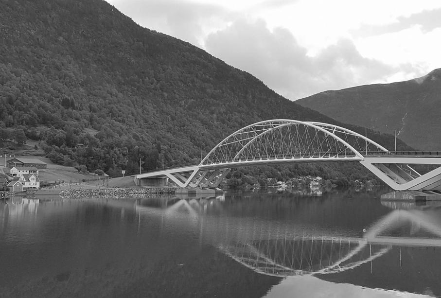 Loftesnes bridge