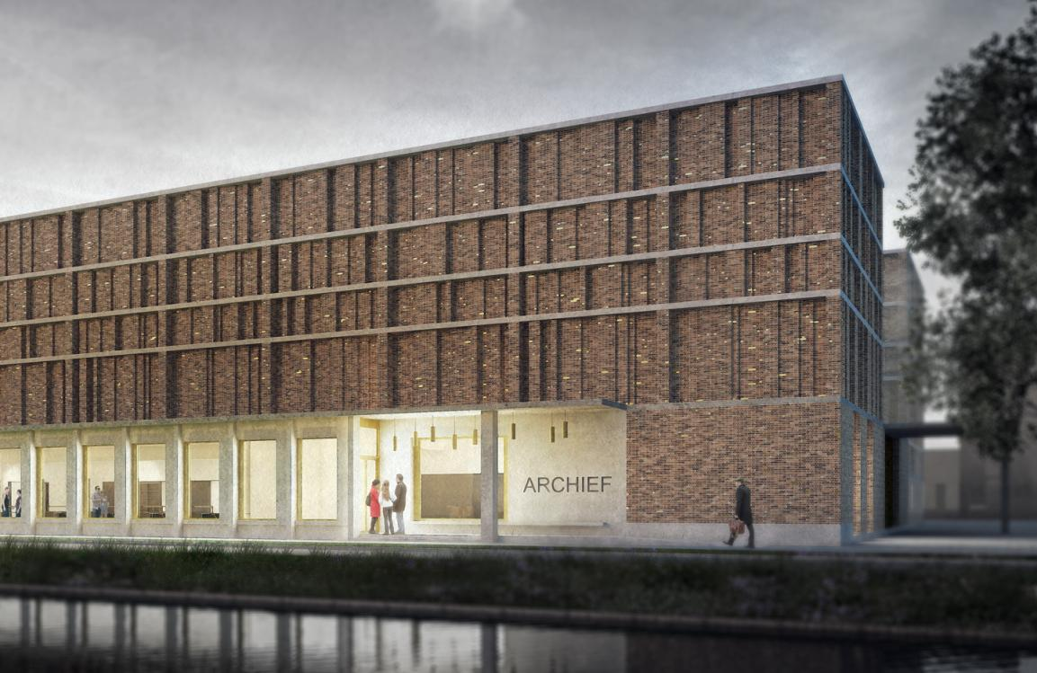 Danish Dutch Brick Architecture Wins In Delft Gottlieb