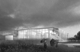 GPA designs ground-breaking water house