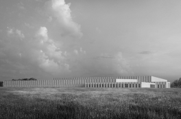 Gottlieb Paludan Architects designs shared storage facility for Denmark's cultural heritage