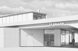 Station expansion will support urban development in Häggvik